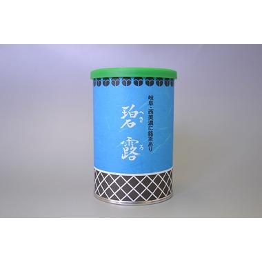 碧露(へきろ) 100g缶、箱、袋入