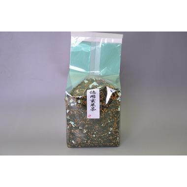 徳用玄米茶 500g袋入